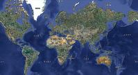 世界地圖 World Map